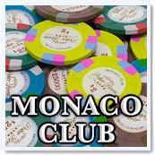 Monaco Club Poker Chips