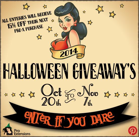 2014 Halloween Giveaway