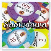 Showdown Poker Chips